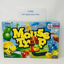U-Pick MOUSE TRAP Board Game REPLACEMENT PARTS Pieces 2016
