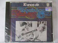 10 ANOS DE TOQUINHO & VINICIUS CD  -  NEW