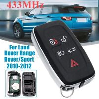 433MHz Smart Remote Key Fob For LAND ROVER Range Rover / Sport 2010-2012 2011
