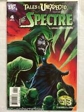 Tales of the Unexpected #4 Comic Book DC 2007 The Spectre