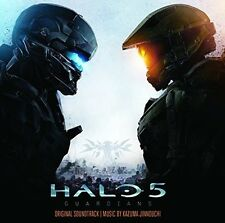 Soundtrack - Halo 5: Guardians (Original Soundtrack) [New CD]