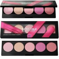 L'Oreal Sourcils Infaillible Paint Blush - Palette de peintures  Les Rosés