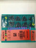 10PCS/box NEW original Taegutec CNC blade WNMG080404 TT7015