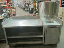Amtekco Industries Inc Stainless Steel Sink 36 X 72 X 62 44869lr
