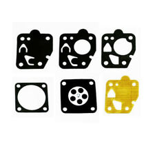 Fit Kawasaki TG18 TG20 TG24 TG28 TG33 TF22 TK Carb Diaphragm Gasket Kit 2 Sets