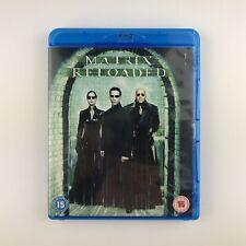 The Matrix Reloaded (Blu-ray, 2009)
