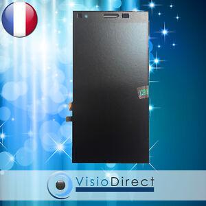"""Ecran complet pour SFR Startrail 6 Plus 4G 5.0"""" noir vitre tactile + LCD"""