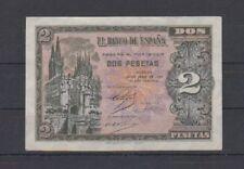 EDIFIL 429 a.   2 PTAS 30 DE ABRIL DE 1938 SERIE N