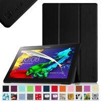 SlimShell Stand Folio Case Cover For Lenovo Tab 3 10 Plus / TB-X103F / Tab2 A10