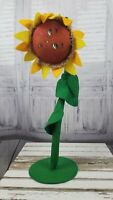 "Annalee sunflower flower spring large 1996 21"" mobiltee"