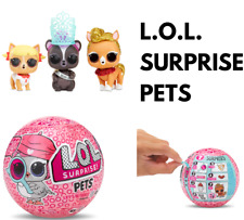 L.O.L Surprise Pets Animals Doll Series Gift for Girls Kids Toys Child Lol New