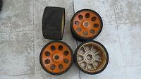 Vintage RC 1/8 5 ou 6 roue ? yankee garbo kyosho sg SODIMO PB tfg memo cross