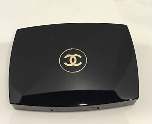 NEW CHANEL Soleil Tan de Chanel 4 Facettes Bronzing Powder with Brush