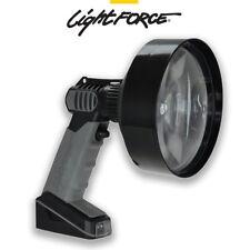 LIGHTFORCE ENFORCER LED 140MM CORDLESS HANDHELD LIGHT 4000K DIMMER SPOTLIGHT NEW