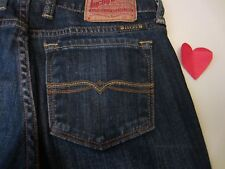 Lucky Brand Women's 00/24 Reg Charlie Baby Boot Jeans 7WD1527 Dark Blue Wash