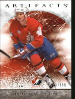 2012-13 Artifacts #134 Dale Hawerchuk TC/999