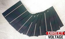 2 PCS Solopower SP3  1.25 Watt Lightweight Thin Flexible CIGS Solar Cell.