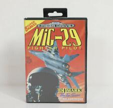 MiG-29 Fighter Pilot für Sega Mega Drive komplett CIB