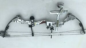 Ben Pearson Gen 2 Single Cam Compound Bow With A Copper John Sight - Left Handed
