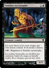 *MRM* ENG 4x Familier nyctasophe (Nightscape Familiar) MTG Com 2013