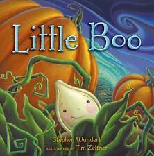 Little Boo: By Stephen Wunderli