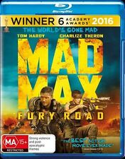 Mad Max - Fury Road (Blu-ray, 2015)