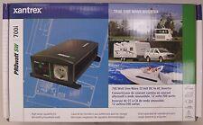 Xantrex PROWatt SW 700i Sine Wave 12 Volt DC to AC Inverter Free Shipping