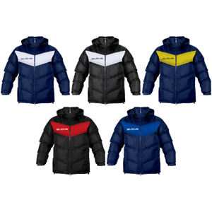 Givova manager coach coat Jacket Football Bench dugout winter substitute