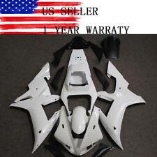 ABS Plastic Fairing Bodywork Set For Yamaha YZF R1 YZF-R1 2002-2003 Unpainted
