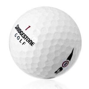 36 Bridgestone e6 Used Golf Balls Mint 5A AAAAA + Free Poker Chip Marker