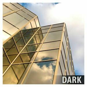 BDF PRGD Window Film Premium Color Heat High Control and Daytime Privacy Gold