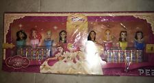 Disney Princess Collector's Set ~ 8 Dispensers with Candy (Enchanted Tales)