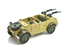 BRITAINS 9785  KUBLEWAGON AFRIKA CORPS SCOUT CAR