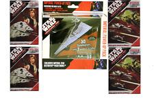 Star Wars Pocketmodel Basis Set DEUTSCH Sammelkarten + Modelle RARITÄT