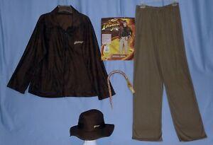 Indiana Jones Costume Adult-Standard-Archeologist-Articulated wood cobra snake