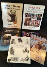 Lot of 8 Vintage Teddy Bear books - Gently Used