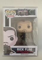 """FUNKO POP! Heroes Rick Flag of """"Suicide Squad"""" #99 NEW"""