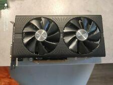 Sapphire Radeon RX 470 NITRO OC Graphics Card, 4GB GDDR5, DVI-D, DP