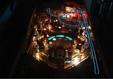 Star Trek the Next Generation Pinball Light Wire Mod BLUE