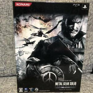 Metal Gear Solid: Peace Walker -- HD Edition (Premium Package) Sony PlayStation
