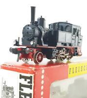 FLEISCHMANN 4016 HO RAILWAYS - GERMAN DB 2-4-0 CLASS BR70 TANK LOCOMOTIVE 70091