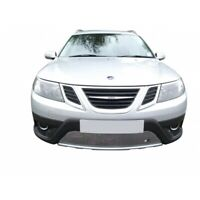 ZUNSPORT SILVER LOWER GRILLE for SAAB 9-3X 2008-2012 ZSB55008