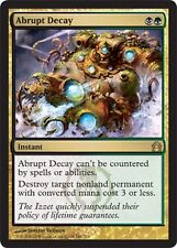 Deterioramento Improvviso - Abrupt Decay MTG MAGIC RtR Return to Ravnica Italian