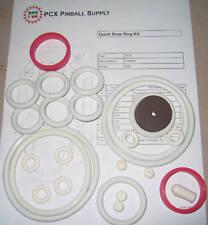 1975 Gottlieb Quick Draw Pinball Rubber Ring Kit