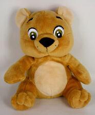 "Garanimals Baby Teddy Bear 7"" Seated Plush Brown Tan Stuffed Animal Lovey"
