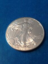 2013 American Eagle Standing Liberty Silver Dollar.  One Ounce .999 Silver