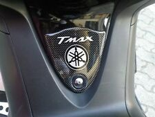 ADESIVO Resinato 3D CARBONIO x PEDANA TMAX+DIAPASON MOTO YAMAHA T MAX 500 08/11