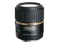 Tamron SP AF 60mm F2 Di Macro 1:1 Lens for Canon EOS MODEL G005E USA MODEL
