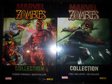 MARVEL ZOMBIES COLLECTION HC / VARIANT (deutsch) # 1+2+3+4 - 444 Ex - PANINI OVP