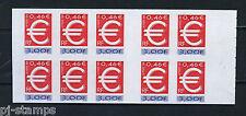 Europa 1999 Frankrijk invoering euro boekje 3363 CW 15